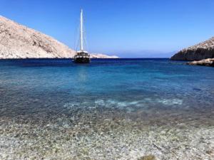Rhodes gulet cruise Tilos Coast (5)