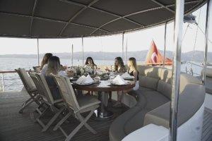Sadiye Hanim gulet yacht (30)