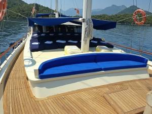 Segmen gulet yacht