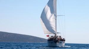 Seher gulet yacht deck (11)