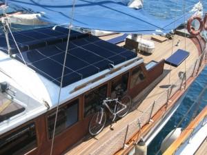 Seher gulet yacht deck (3)