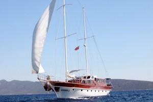 Seher gulet yacht deck (4)