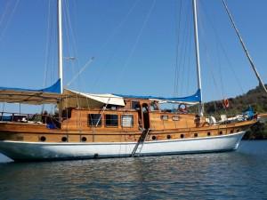Sempati gulet yacht (5)