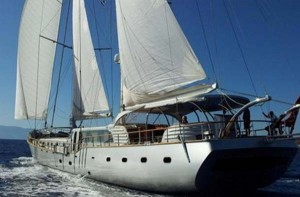 Silver Moon-luxury gulet (17)
