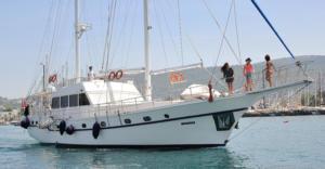 Gulet yacht Moonstar