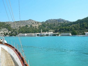 South Greek Islands AC-cabin charter Bodrum