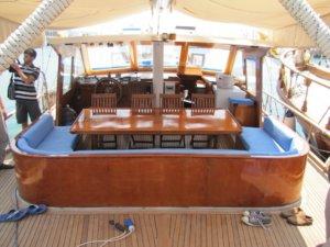 Valerie gulet- Corfu gulet charter (6)