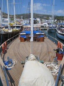 Valerie gulet- Corfu gulet charter (8)